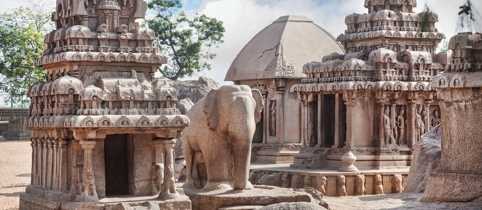 Südindien: Tempel, Traditionen & Kulinarik Urlaub 4