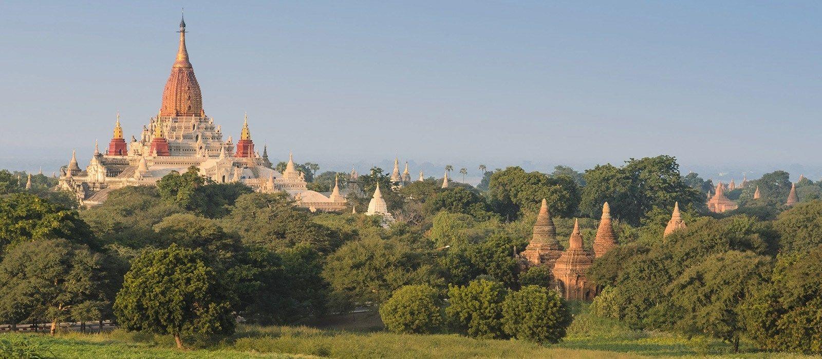 Luxus, Kultur und Entspannung im Goldenen Land Urlaub 3