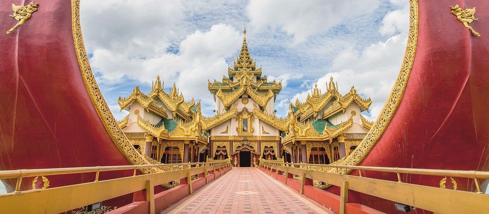 Myanmar für Einsteiger Urlaub 4