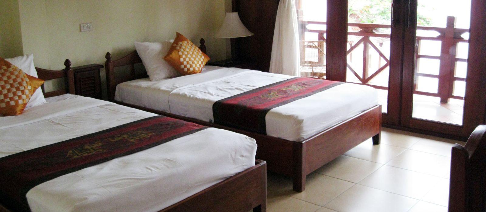 Hotel Pon Arena  Laos