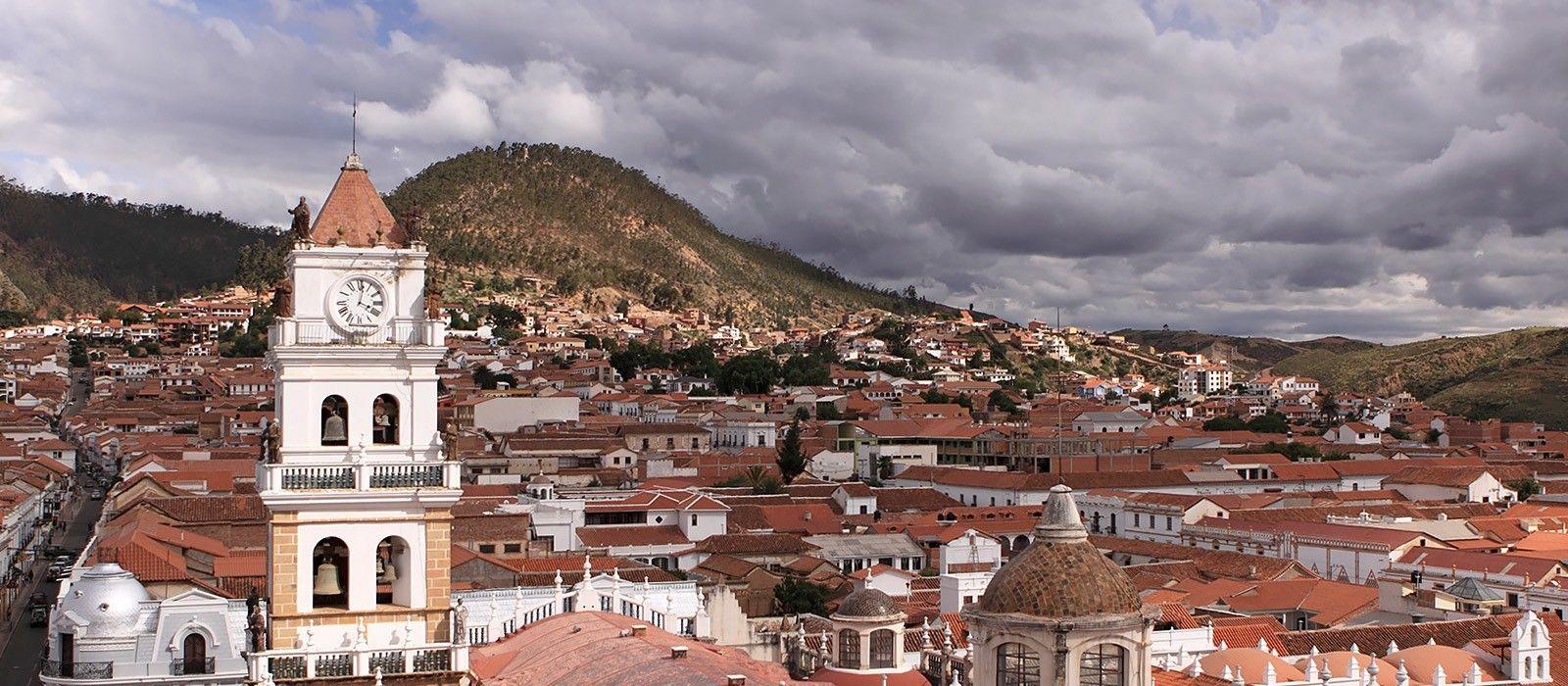 Destination Sucre Bolivia