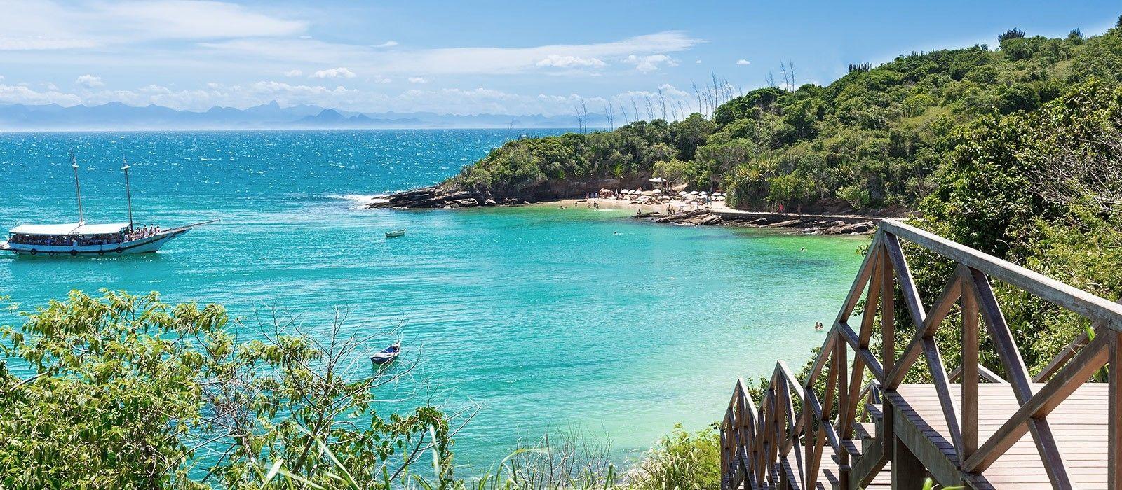 Brasilien: Lebensart und Wunder der Natur Urlaub 3