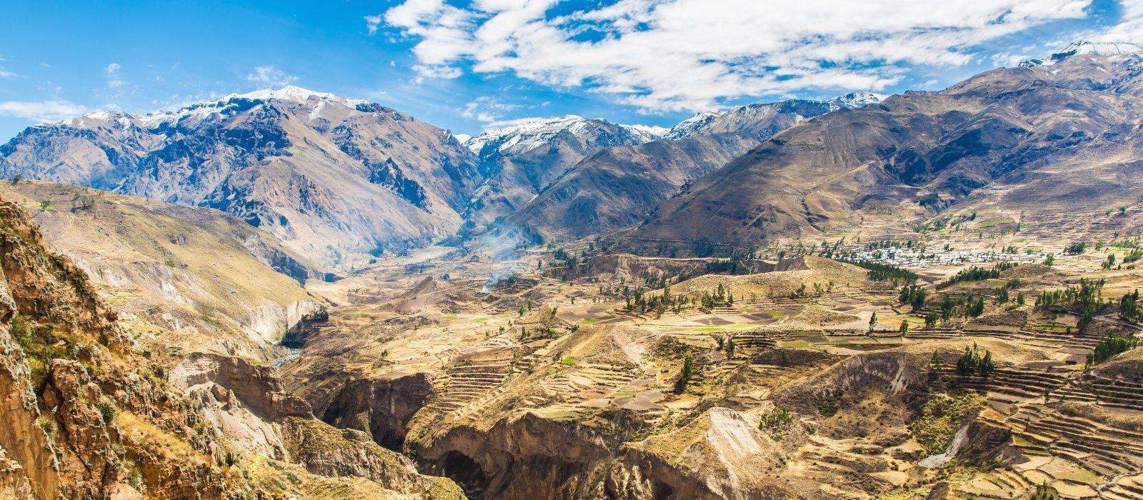 Destination Colca Peru