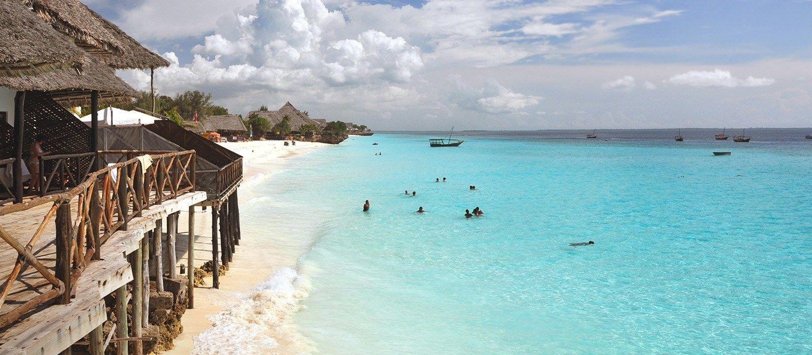 Tansania: Safari Abenteuer & romantisches Sansibar Urlaub 2