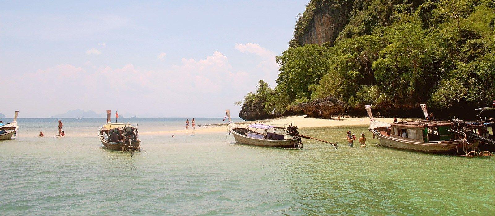 Destination Koh Yao Noi Thailand