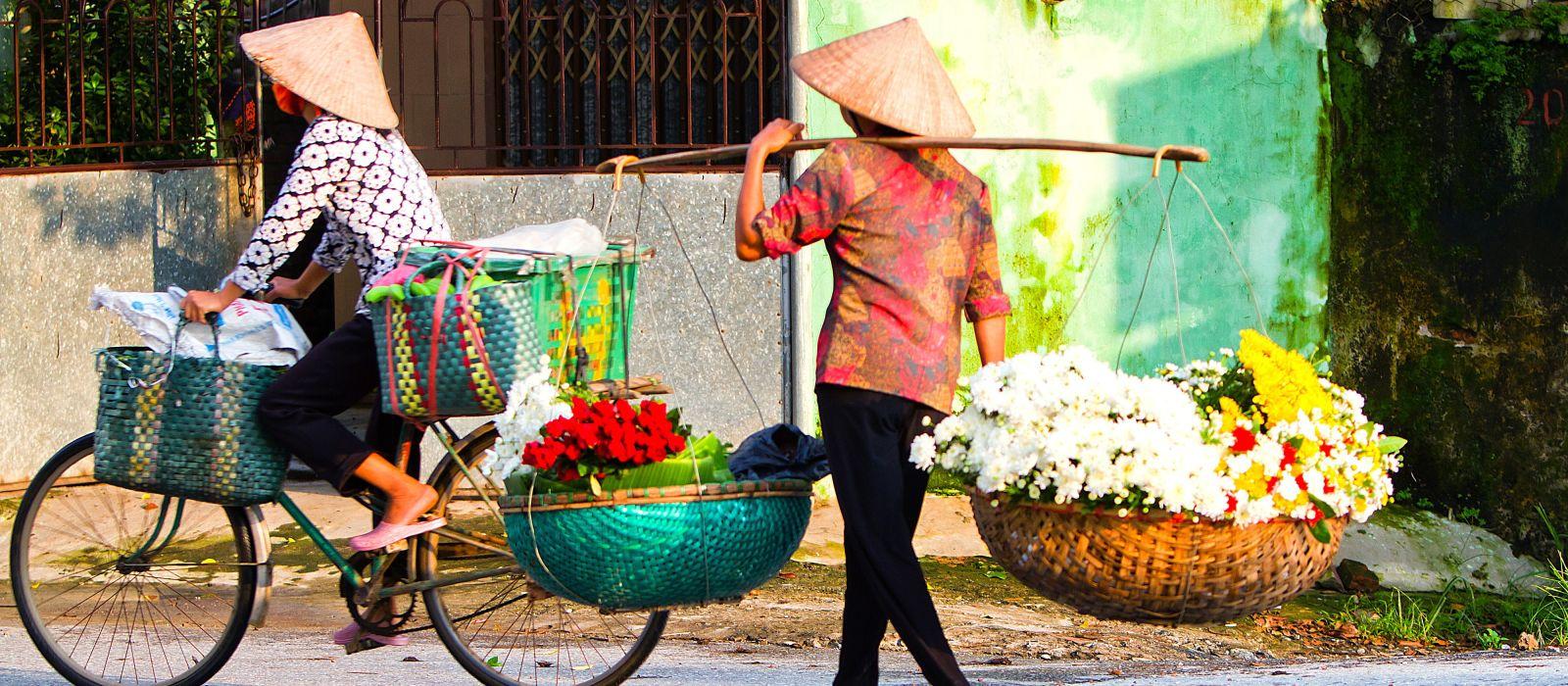 Individuelle Vietnam Rundreise Urlaub 2