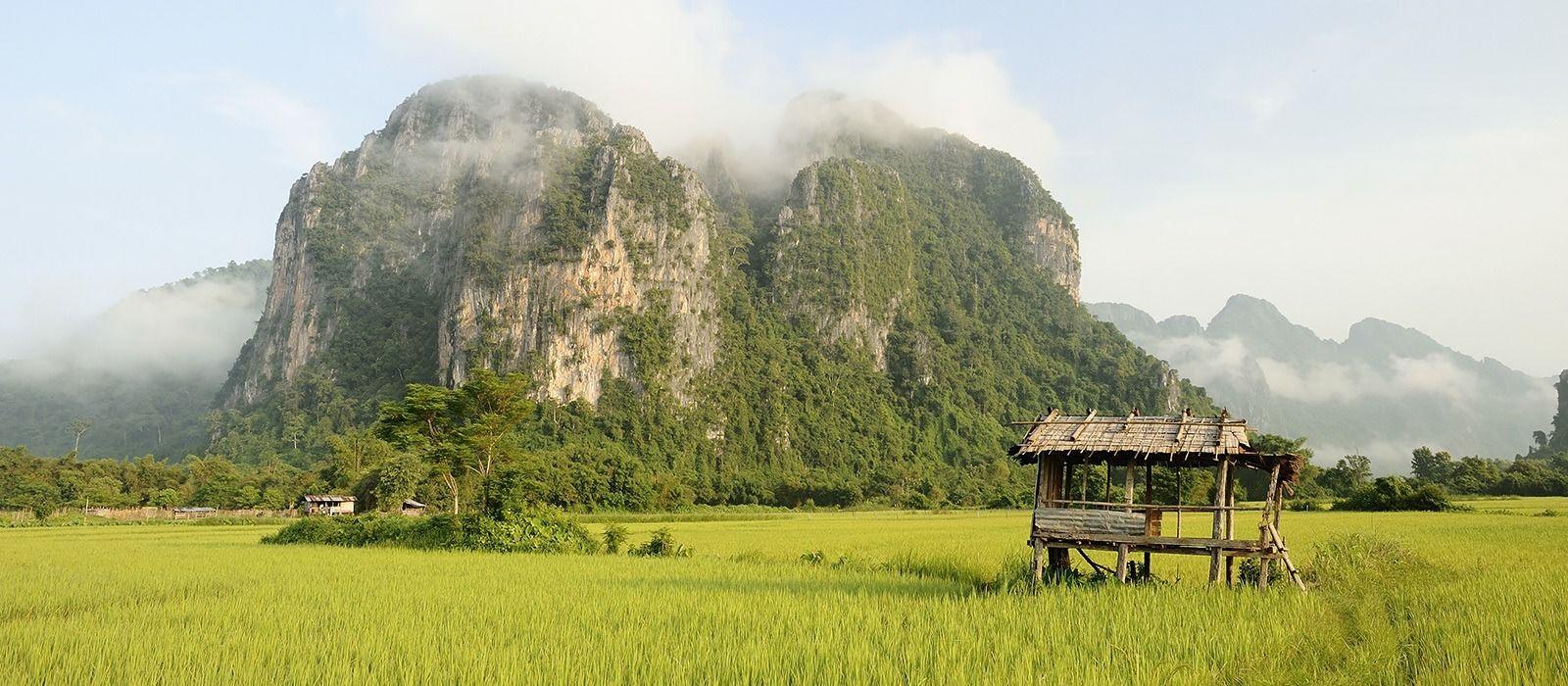 Reiseziel Phonsavan Laos