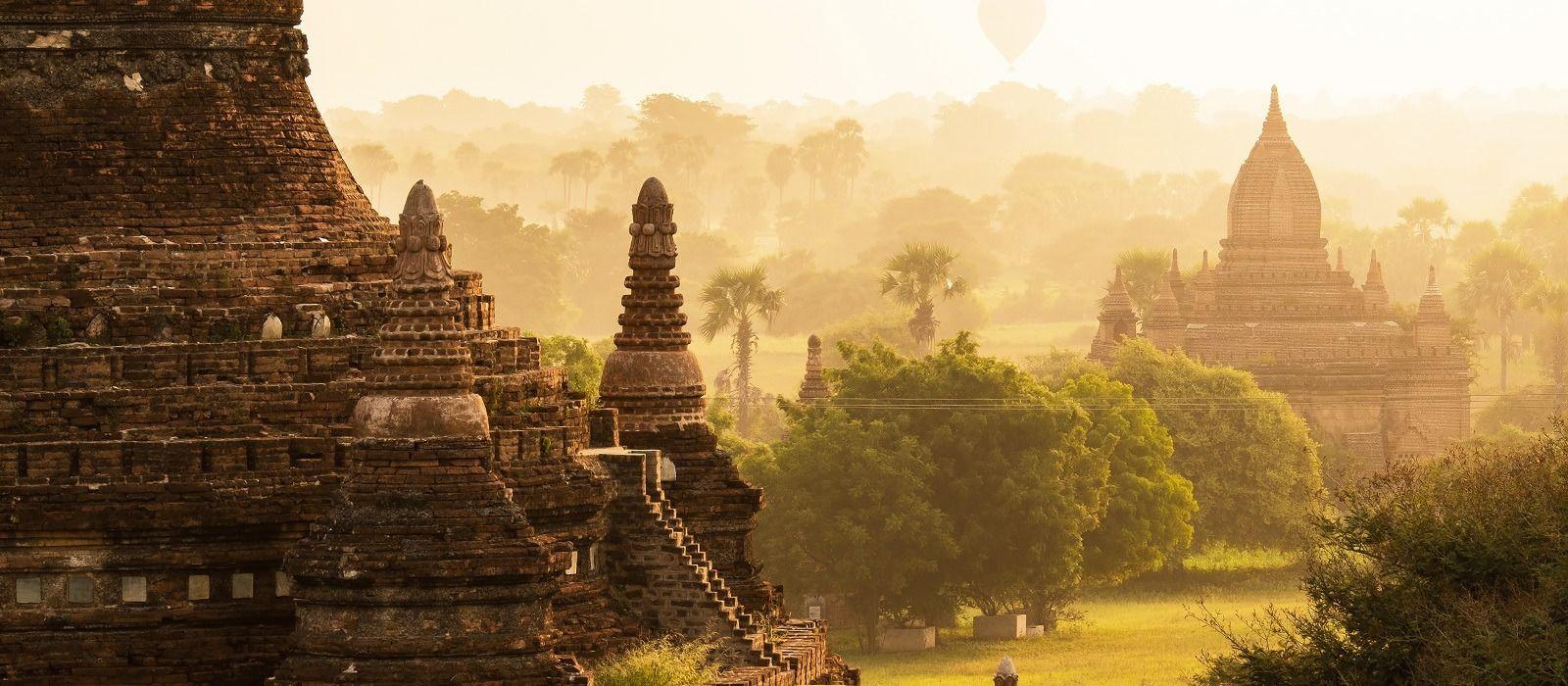 A Taste of Thailand & Myanmar Tour Trip 2