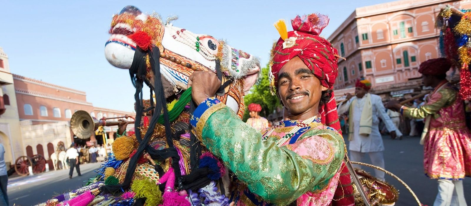 India's Diversity Discovered Tour Trip 1