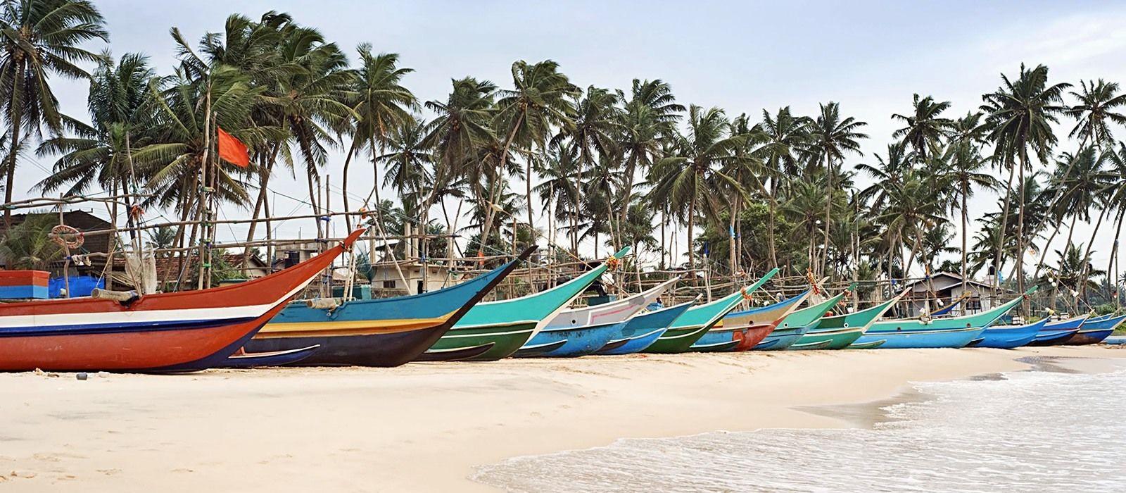 Kultur, Strand & Safaris in Sri Lanka Urlaub 5