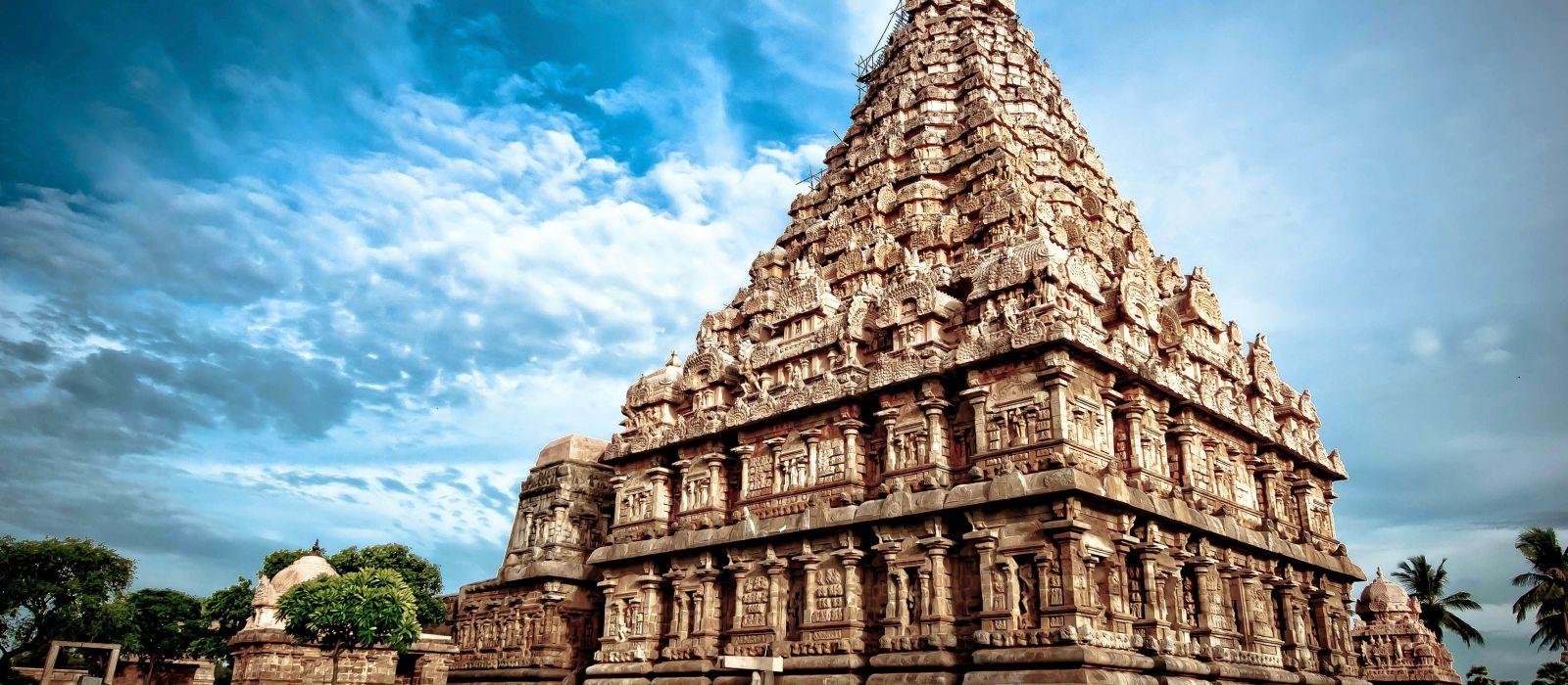 Südindien: Tempel, Traditionen & Kulinarik Urlaub 1