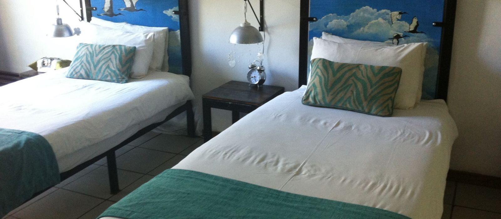 Hotel The Old House Botswana