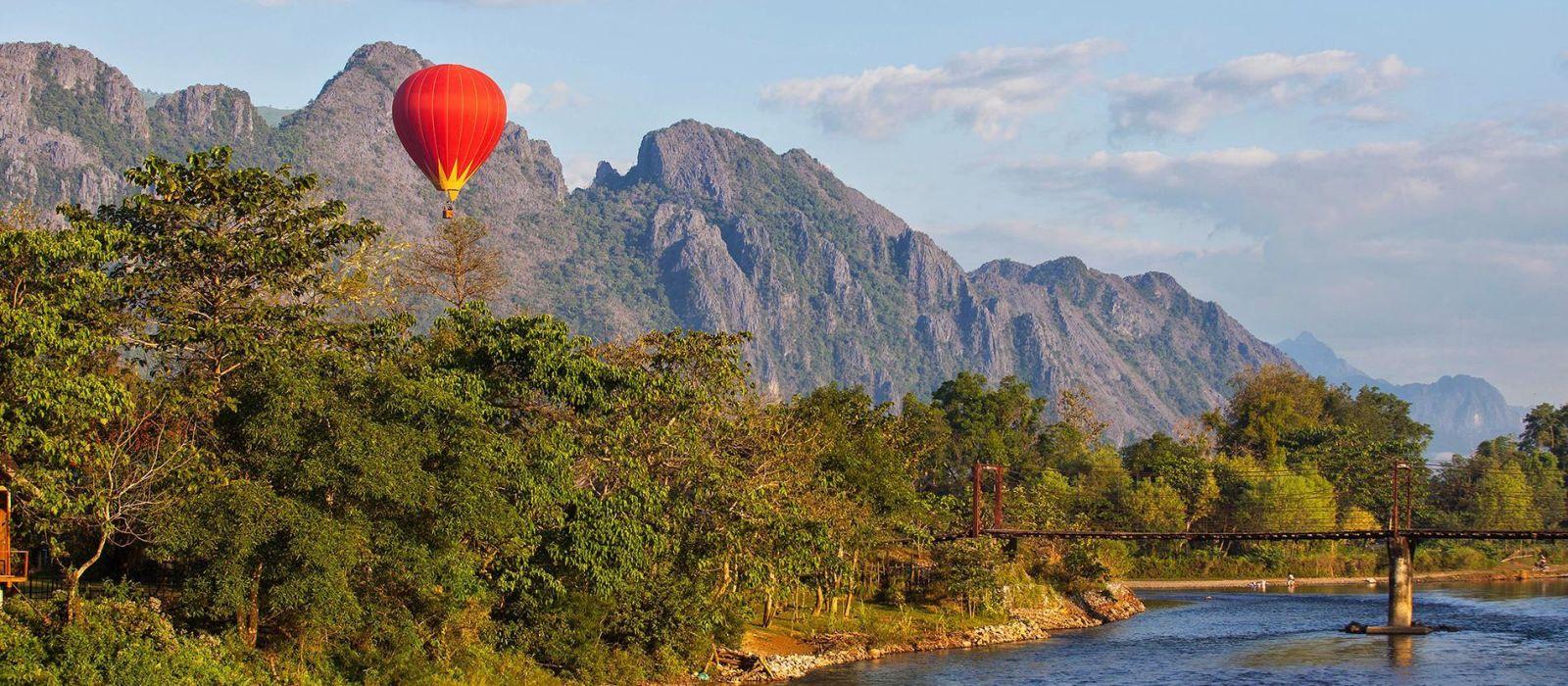 Laos unentdeckte Facetten Urlaub 9