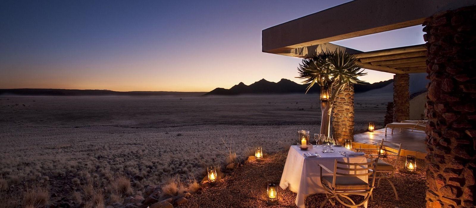 Namibia Luxusreise für Entdecker Urlaub 1