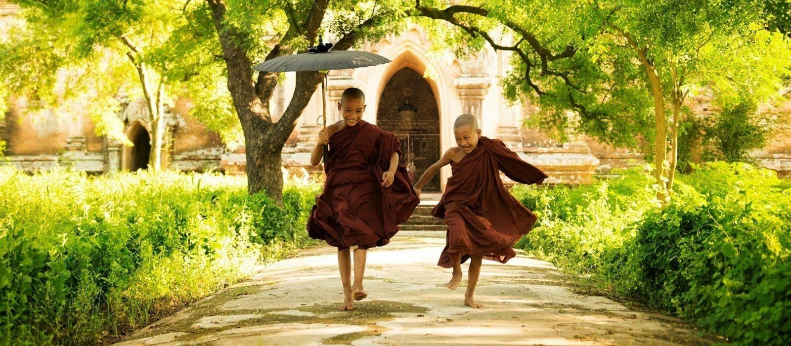 Myanmar Tours & Trips 1