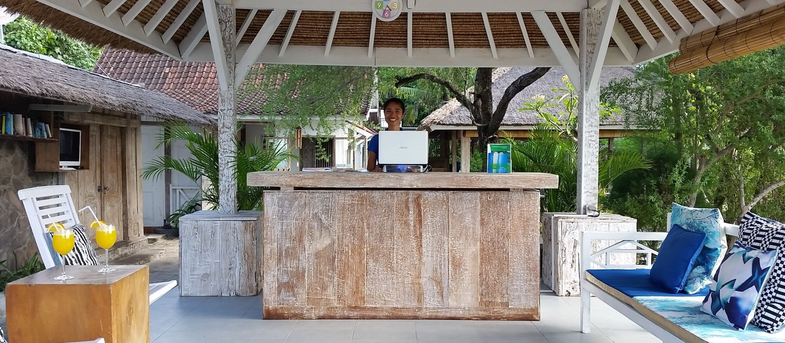 Hotel Gili Eco Villas Indonesien