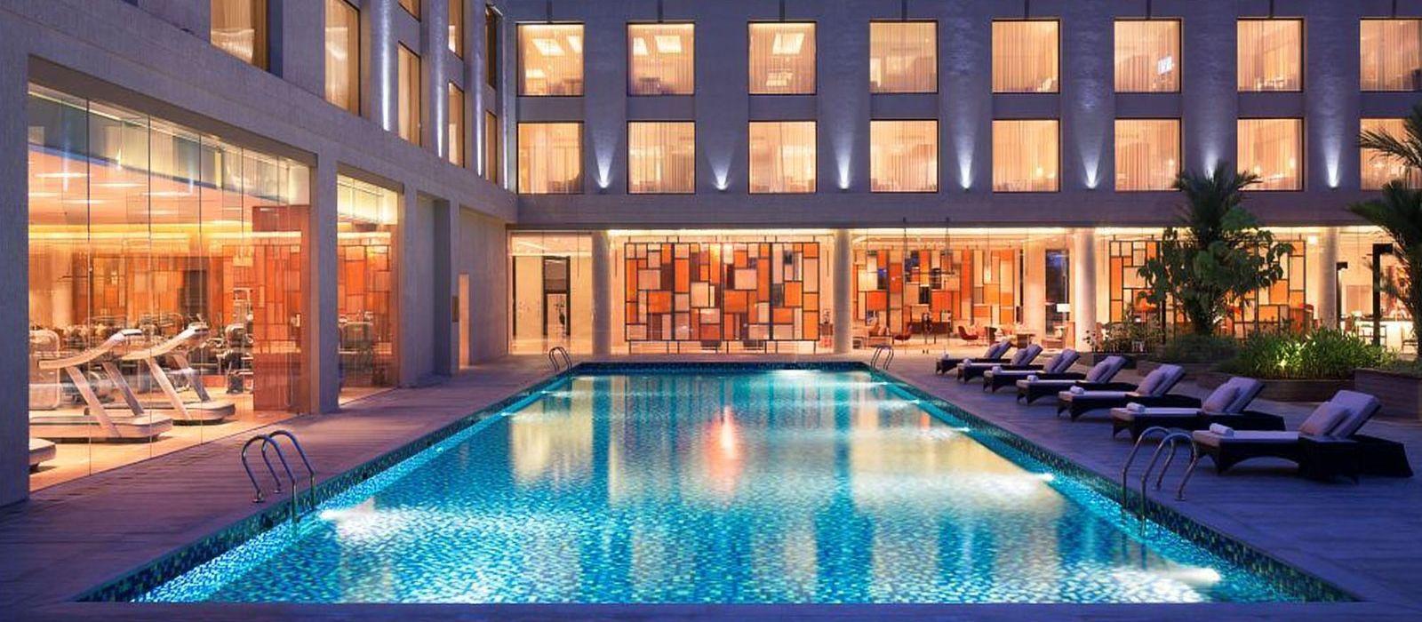 Hotel Courtyard by Marriott Südindien