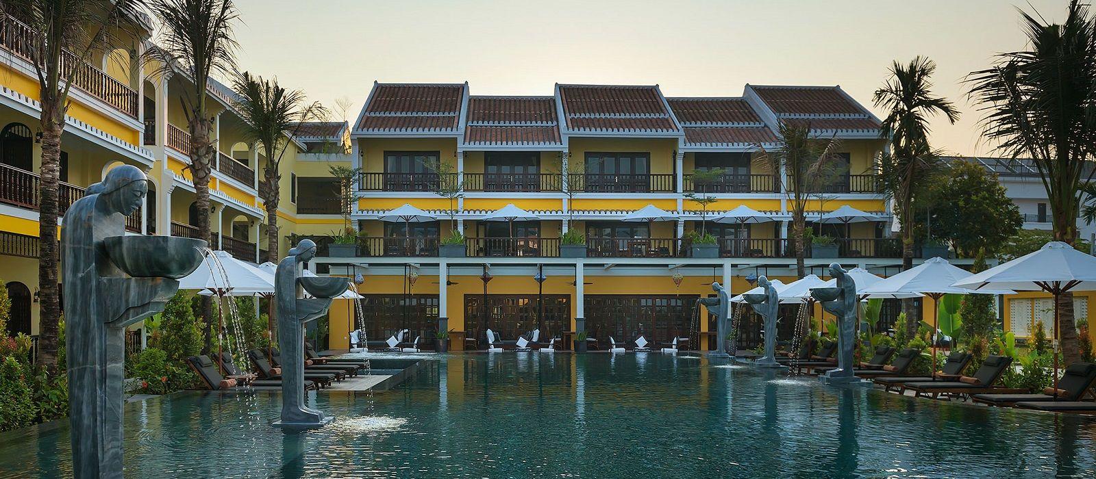 Hotel La Siesta Resorts & Spa Hoi An Vietnam