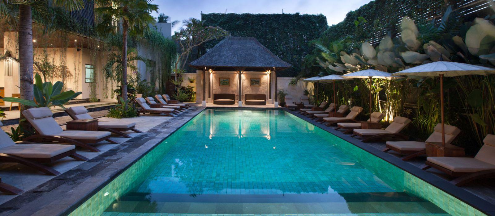 Hotel The Ubud Village  Indonesia
