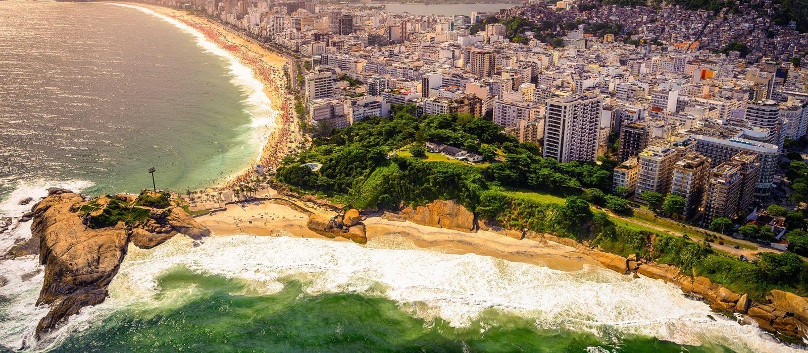 Brazil: Culture & Wildlife Tour Trip 6