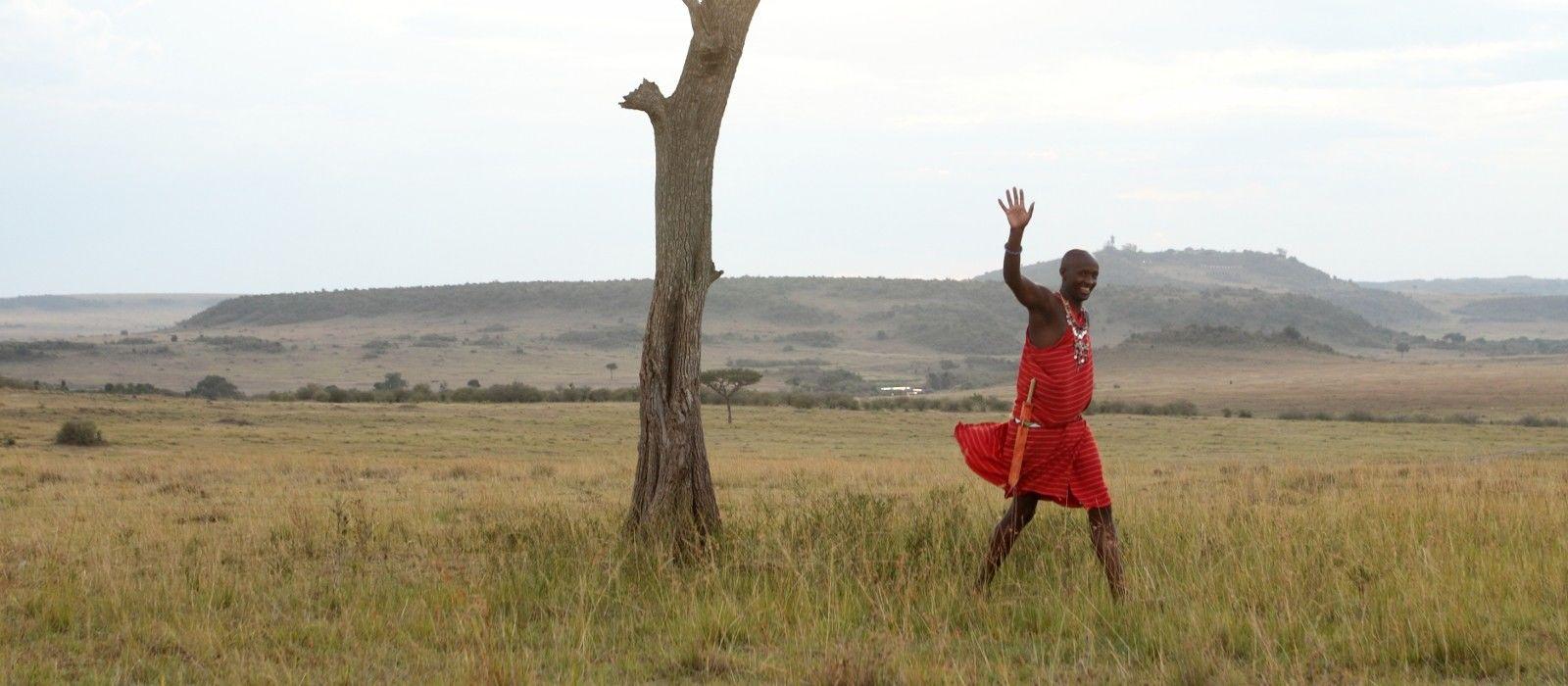 Kenia Hautnah: Safari Höhepunkte Urlaub 4