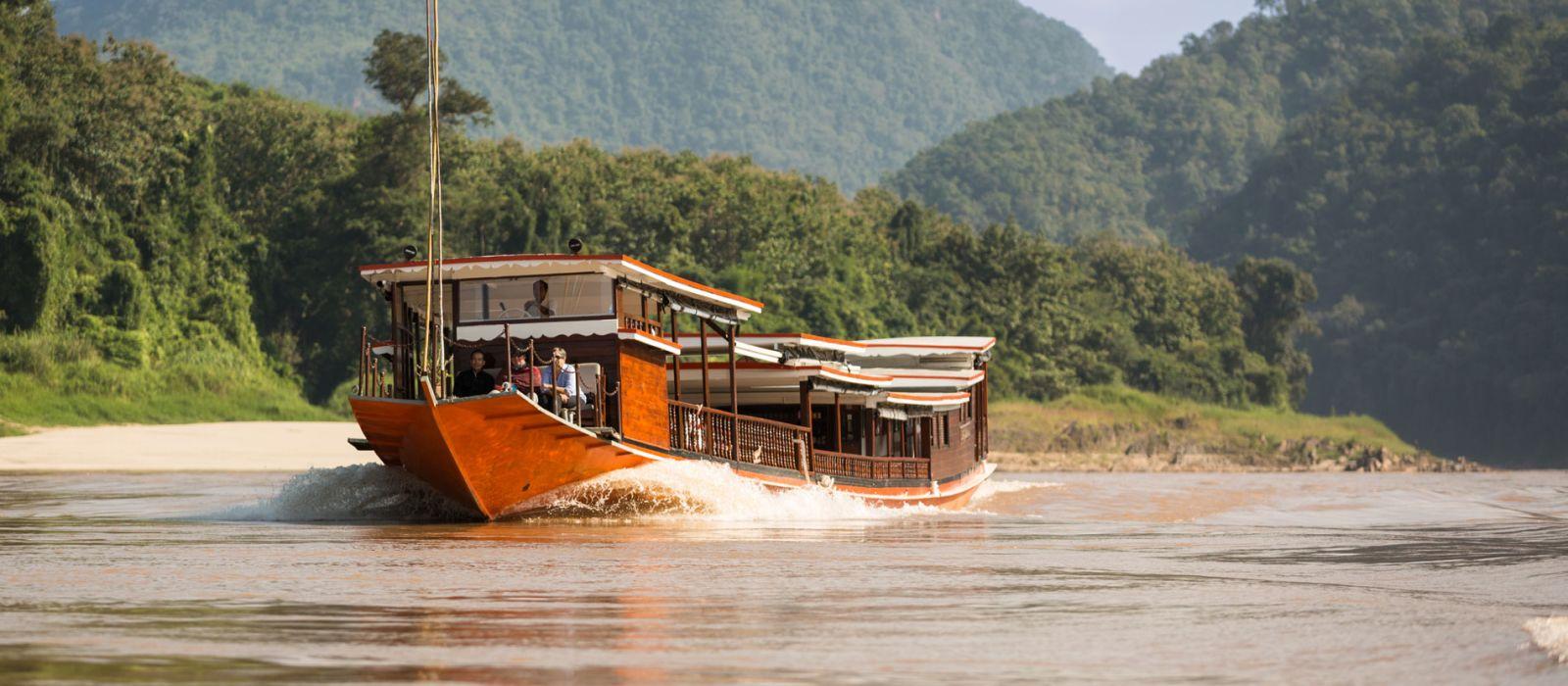 Hotel Luangsay Cruise Laos