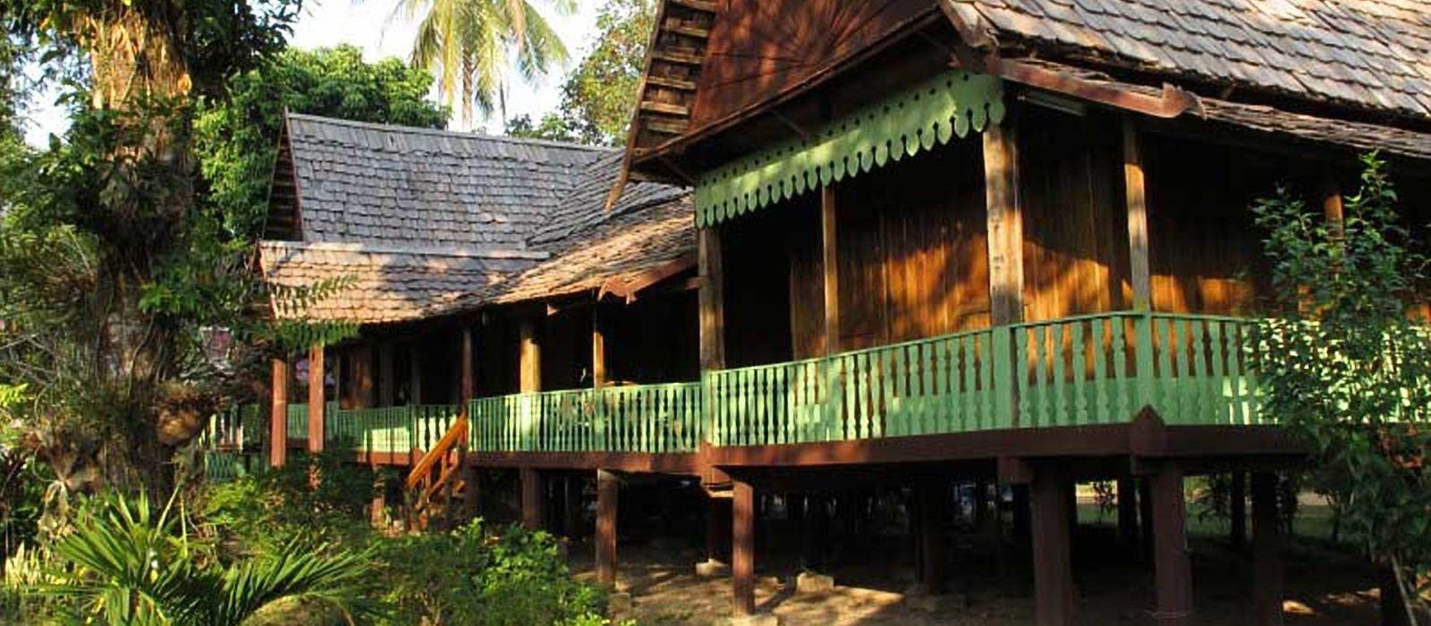 Hotel Sala Hin Boun Laos