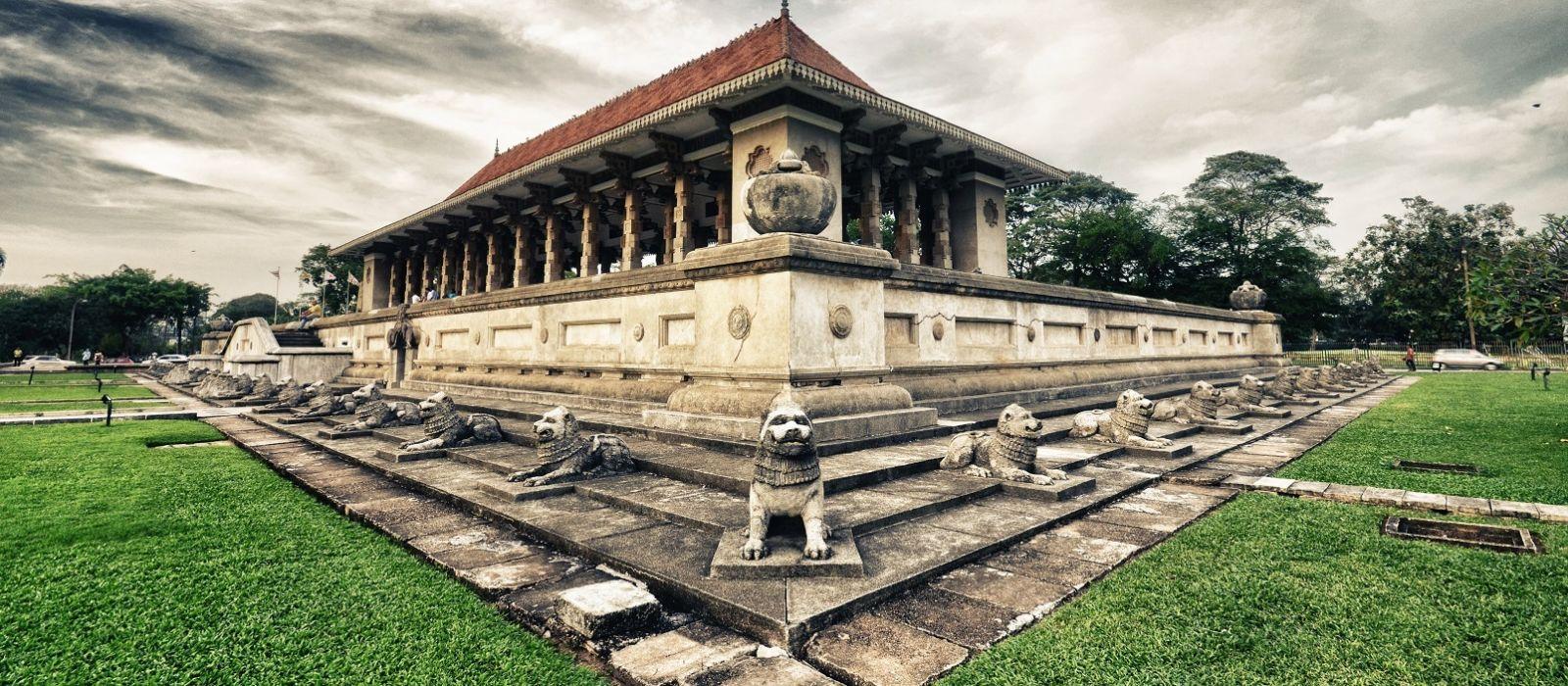 Sri Lankas Kulturelle Höhepunkte Urlaub 3