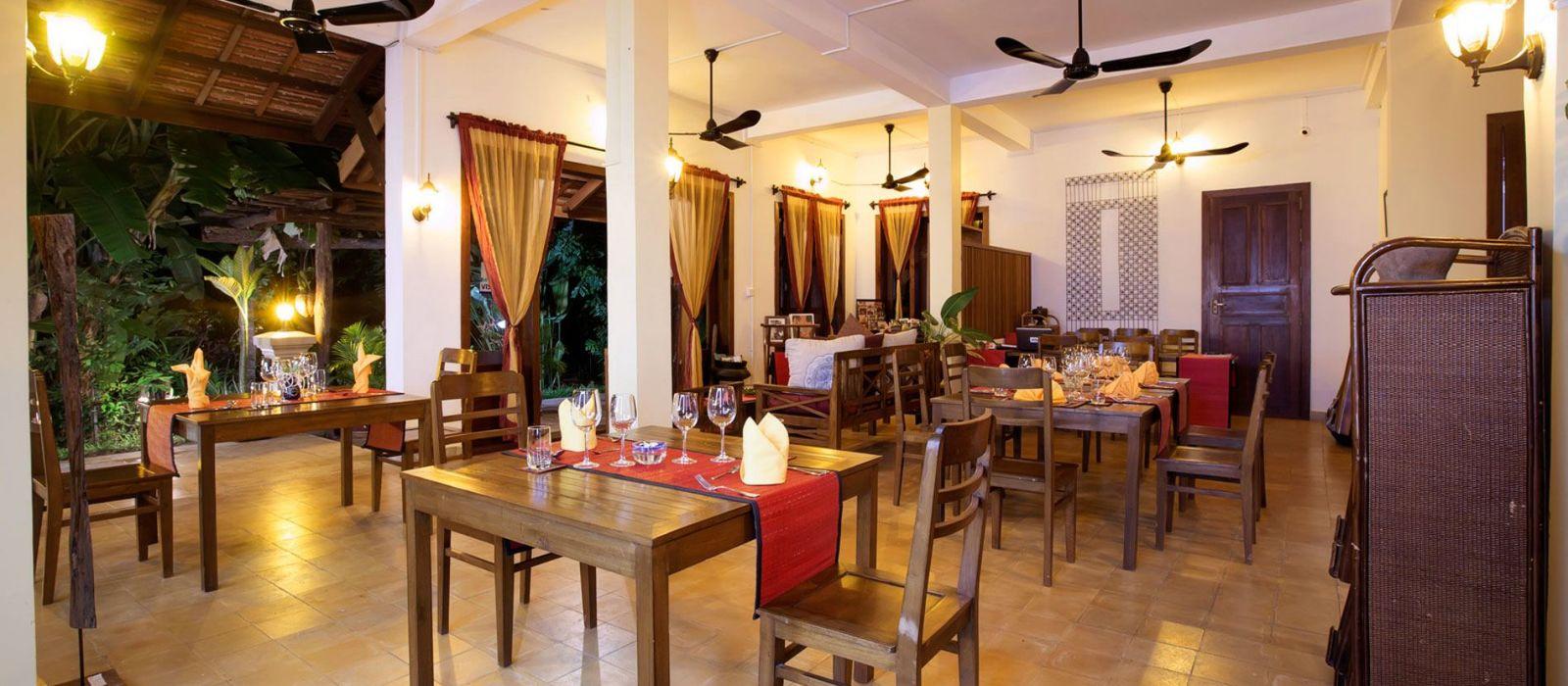 Hotel Maisons Wat Kor Cambodia