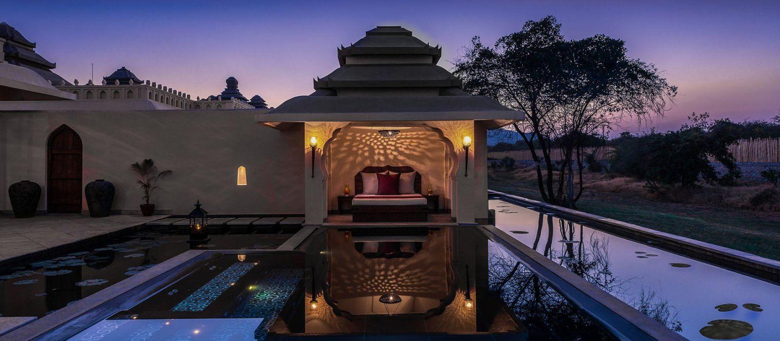 Hotel Evolve Back Kamalapura Palace Hampi South India