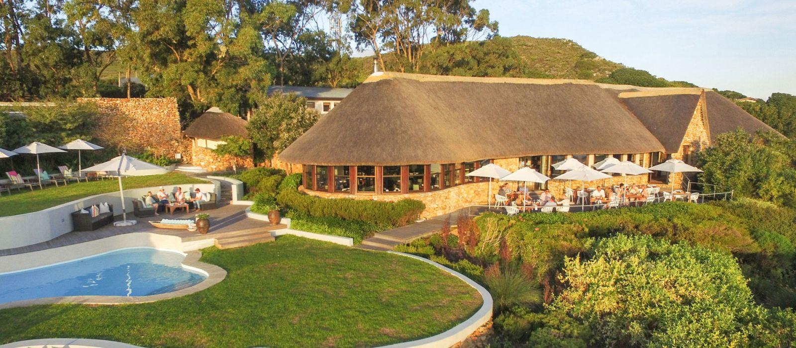Hotel Grootbos Garden Lodge South Africa