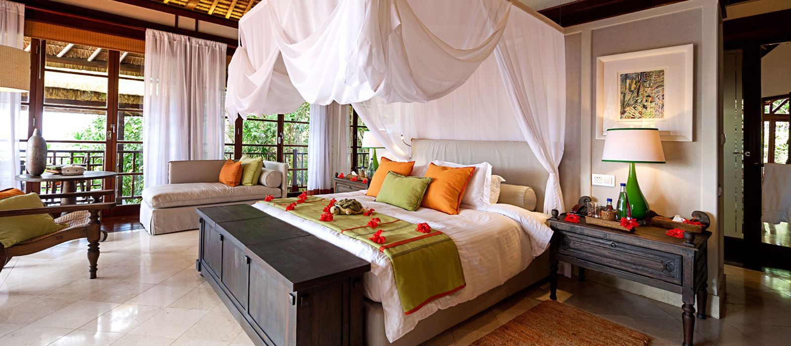 Hotel Frégate Island Seychellen