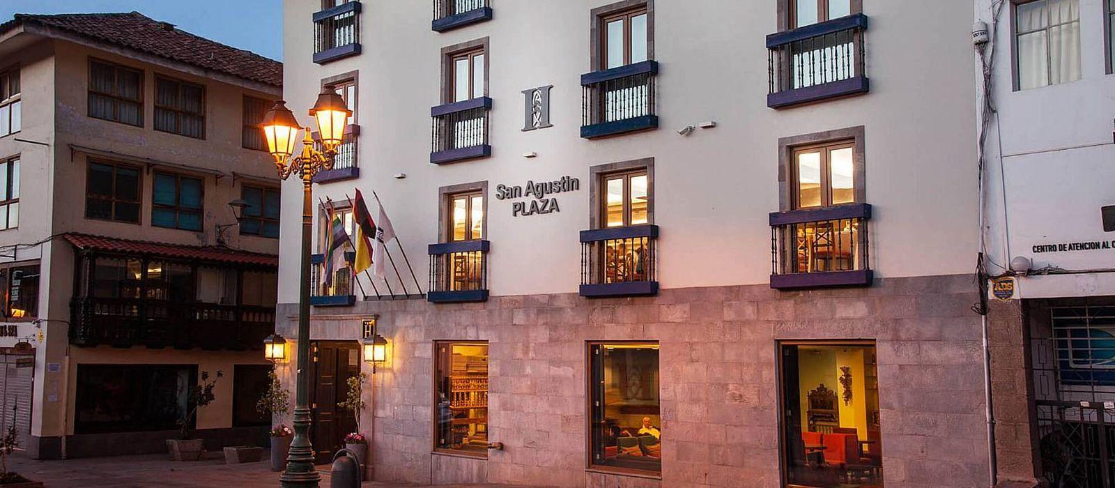 Hotel San Agustín Plaza Peru