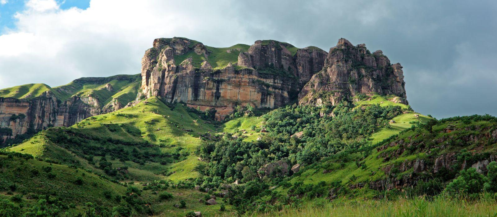 Wanderparadies Südliches Afrika: Abenteuerurlaub zu Fuß und zu Pferd Urlaub 1