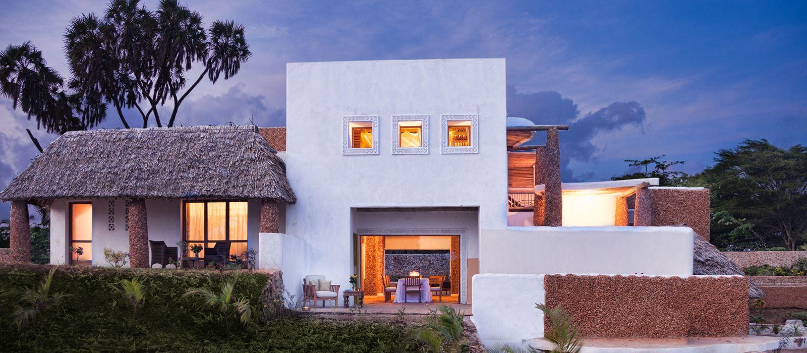Hotel The Ocean Spa Lodge Kenya