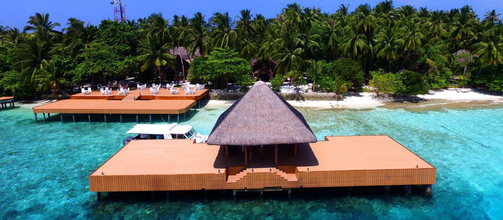 Hotel Fihalhohi Island Resort Maldives