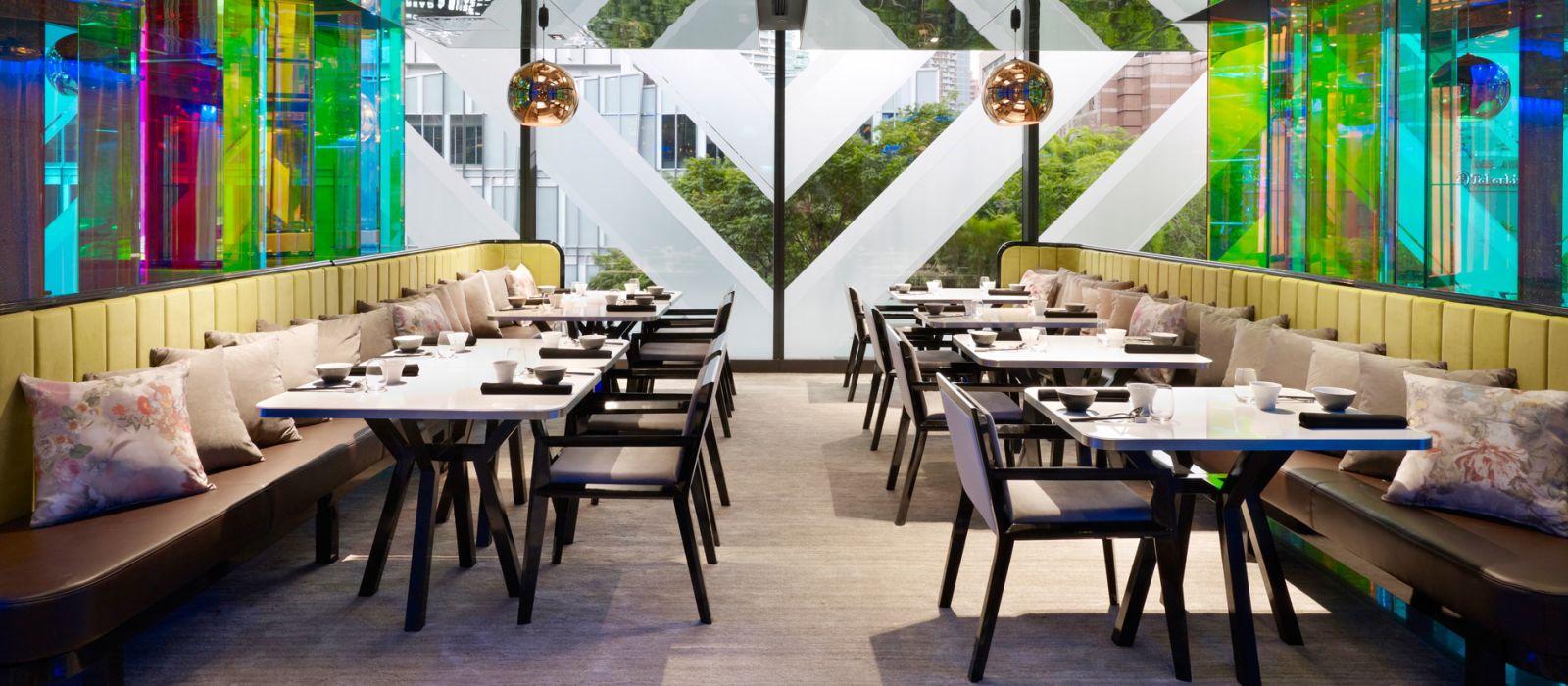 Hotel Grand Park Orchard Singapur