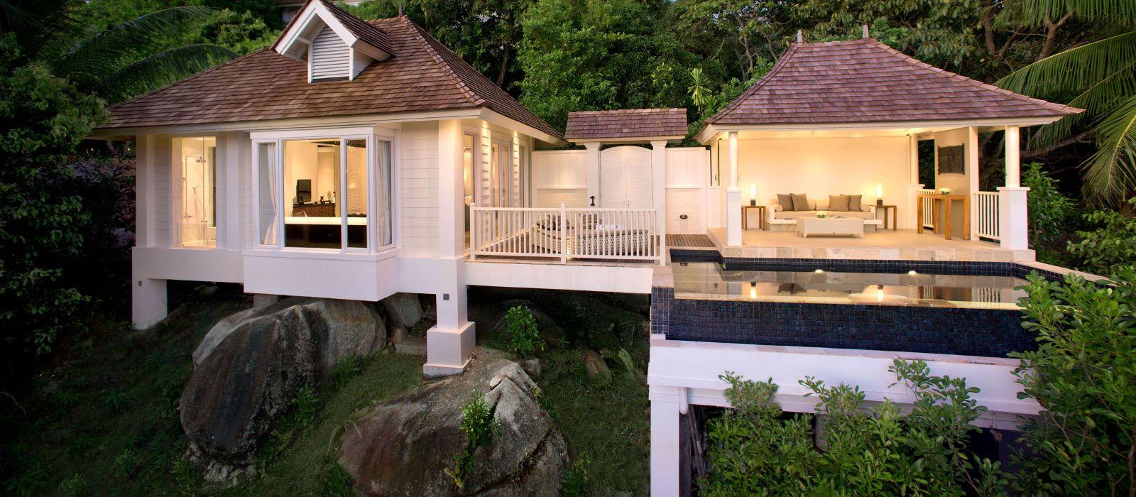 Hotel Banyan Tree Resort and Spa Seychelles