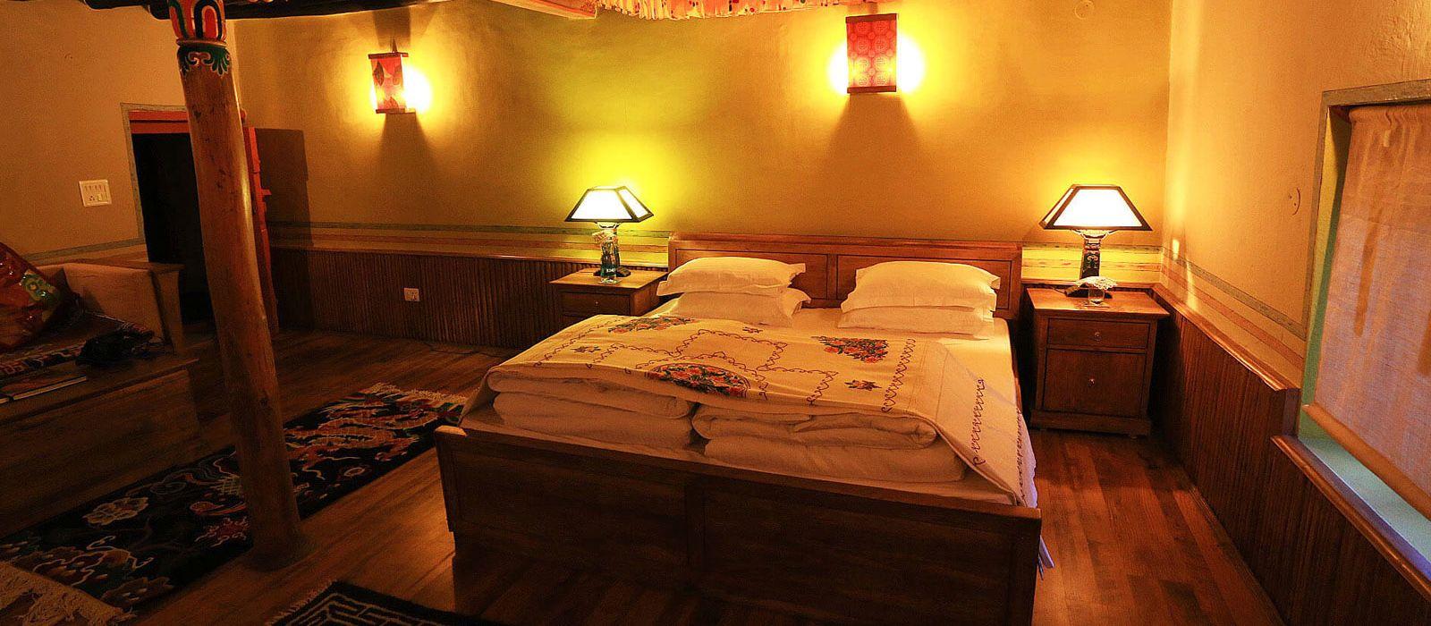 Hotel Stok Palace Heritage  Himalaja