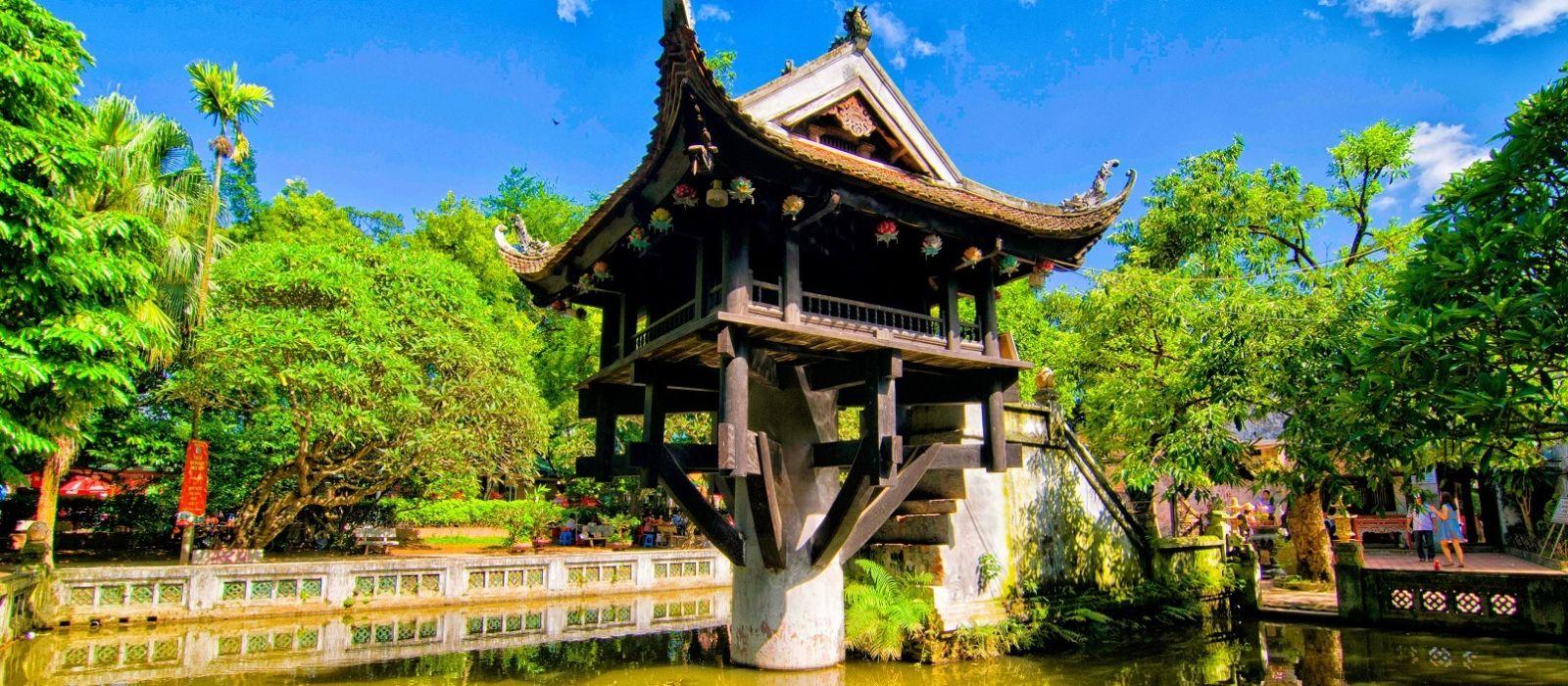 Luxurious Highlights of Vietnam Tour Trip 1
