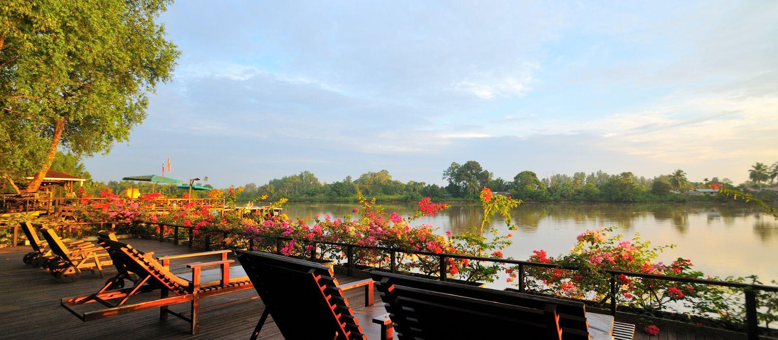Destination Abai, Kinabatangan River Malaysia