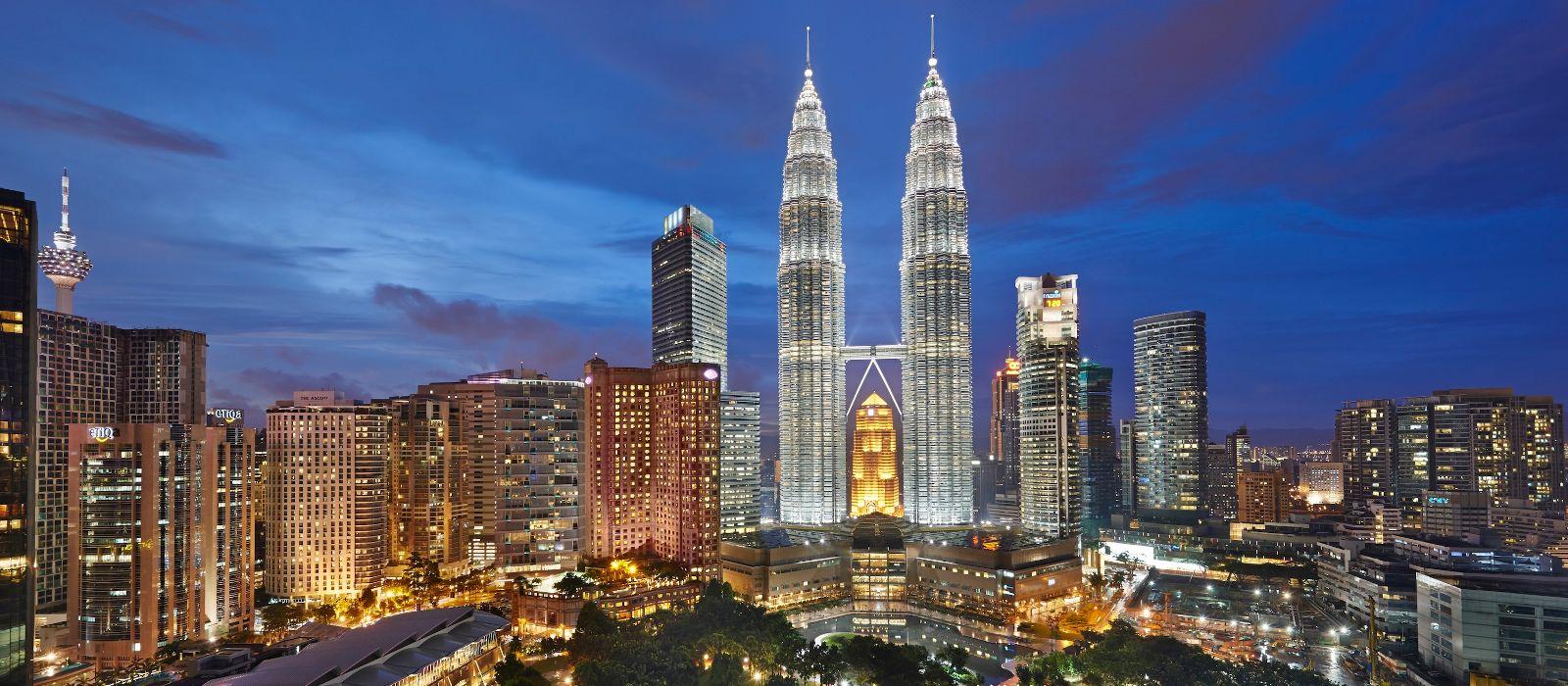 Destination Kuala Lumpur Malaysia