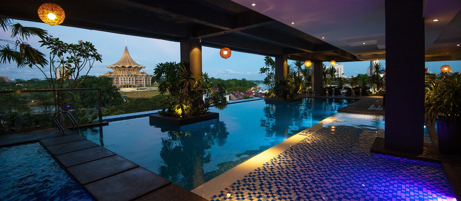The Waterfront Kuching Hotel In Malaysia Enchanting Travels