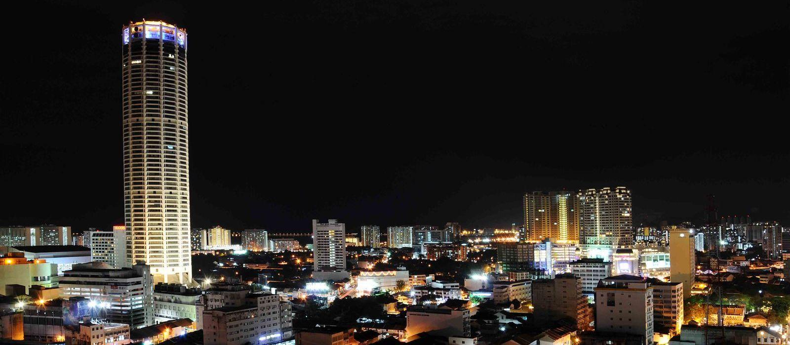 Destination Penang Malaysia