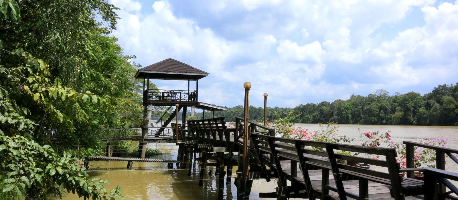 Destination Sukau, Kinabatangan River Malaysia