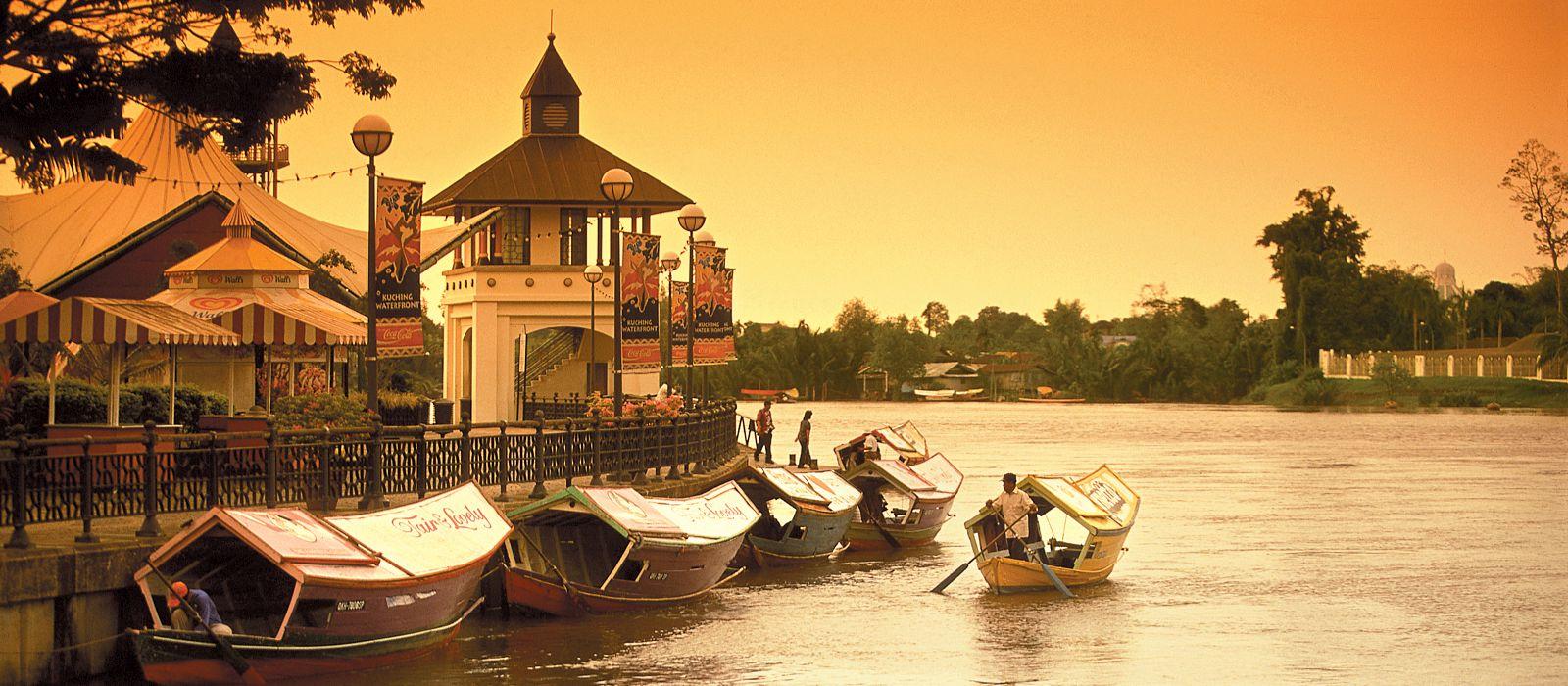 Destination Kuching Malaysia