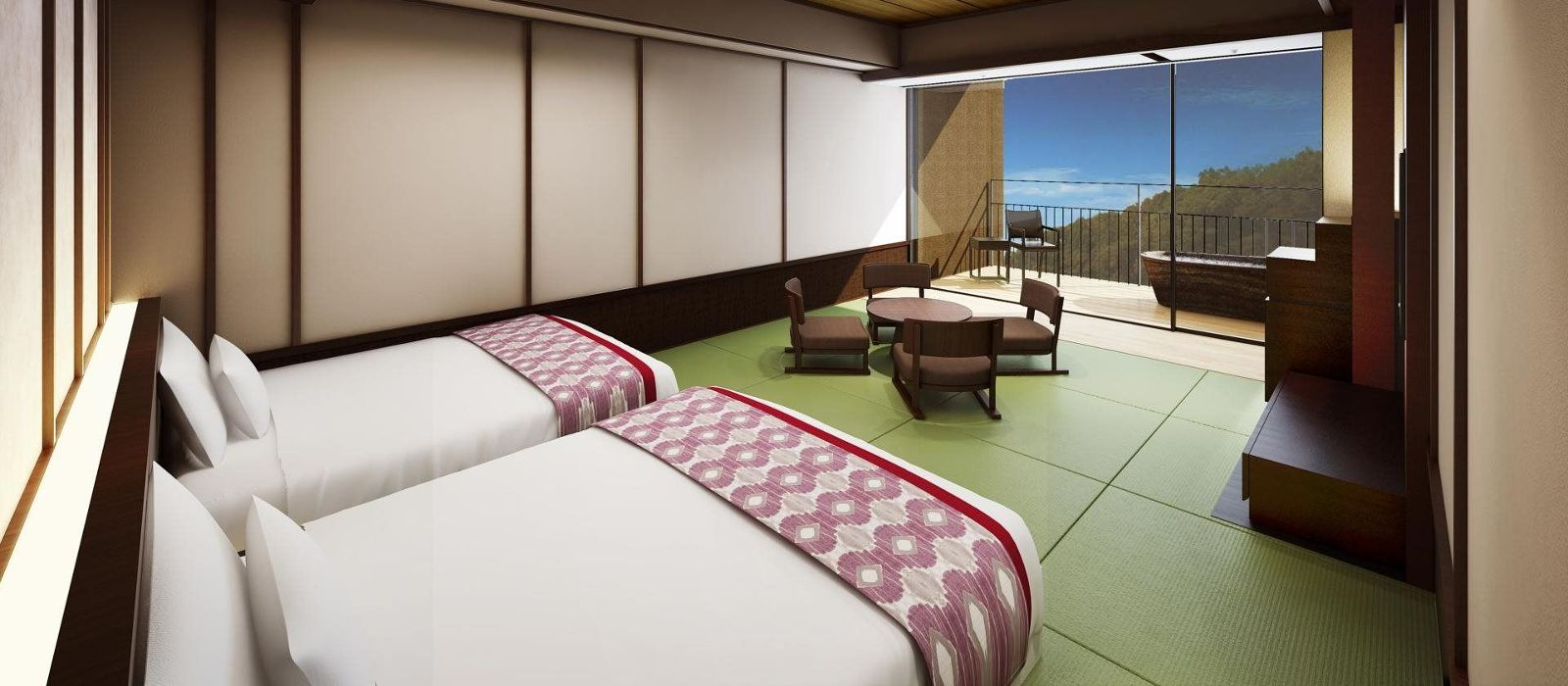 Hotel Hakone Kowakien Tenyu Japan