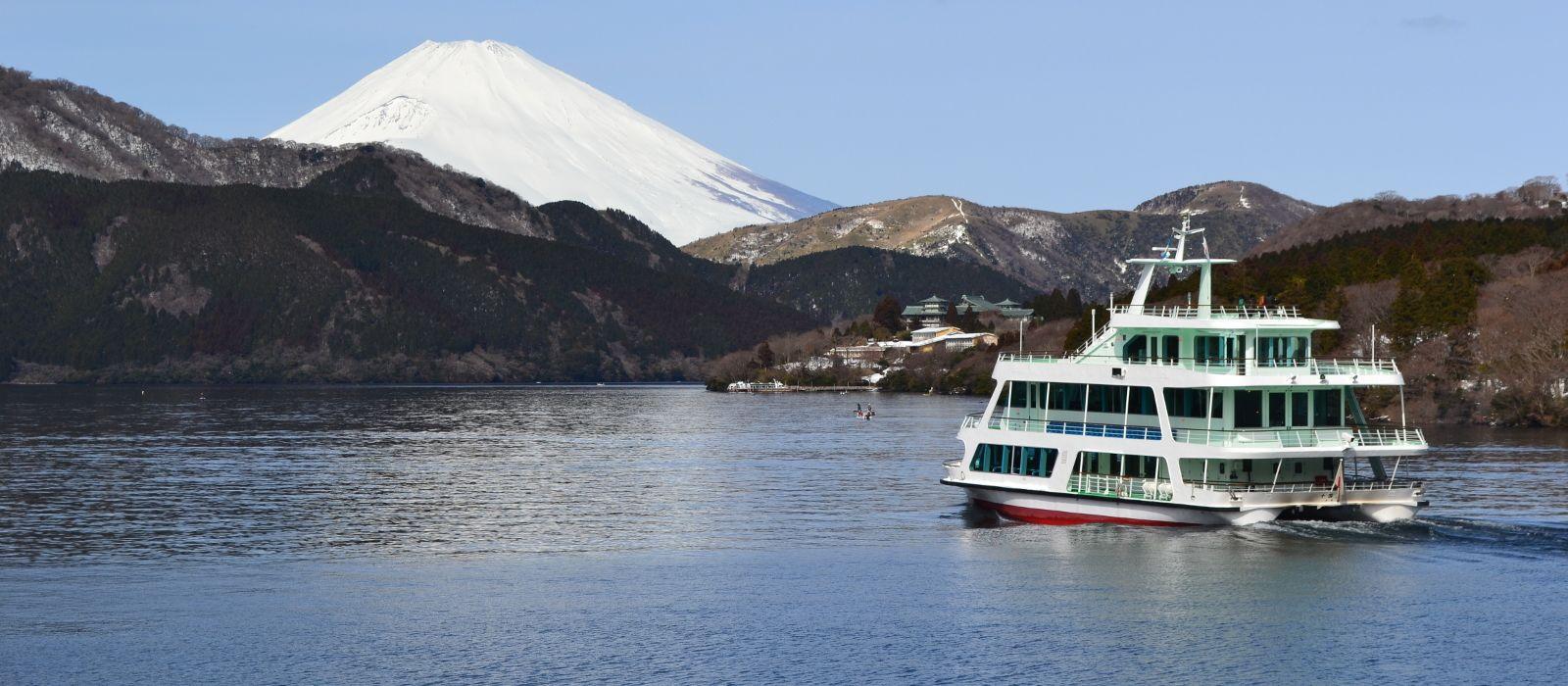 Destination Hakone Japan
