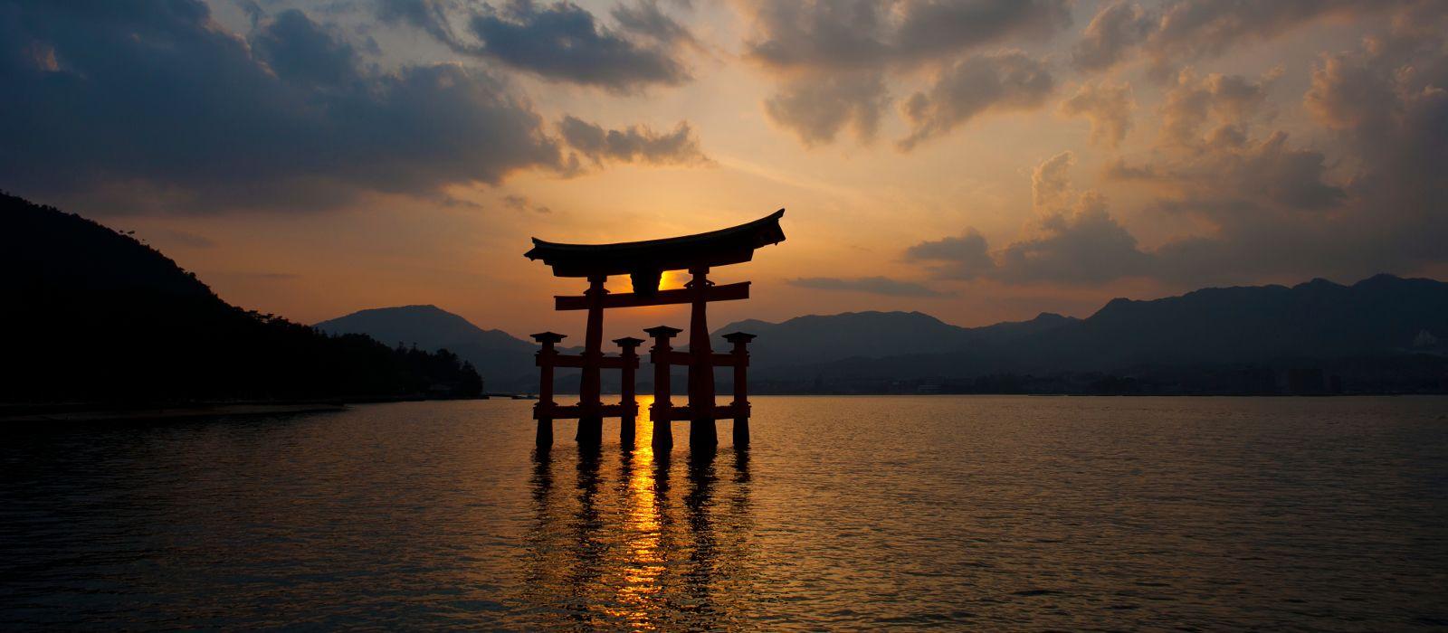 Japans verborgene Schätze Urlaub 6