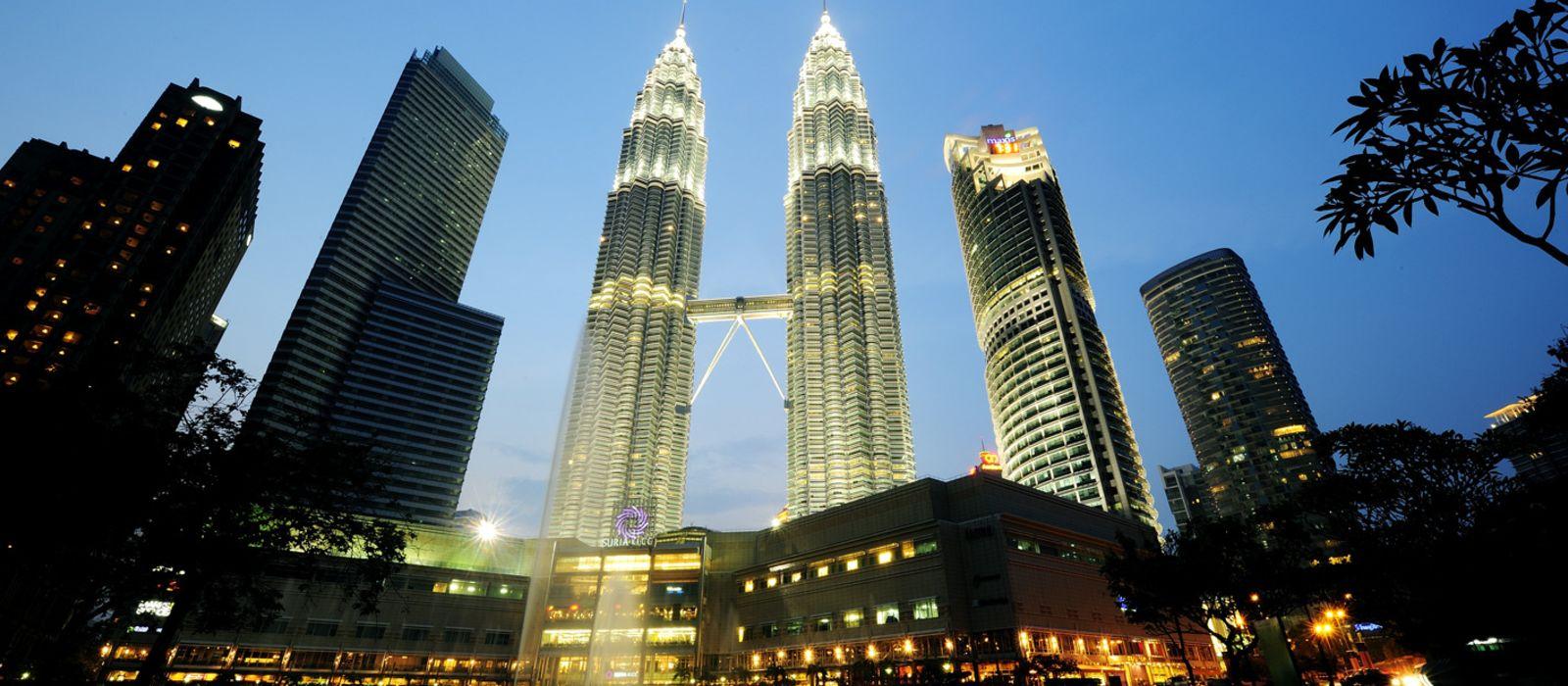Höhepunkte der Halbinsel Malaysia Urlaub 1